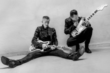 PowerSolo: Danish 'Donkey Punk' Combo To Launch UK Tour