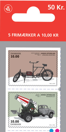 post danmark meny