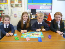 Praise for Cluny Primary from Education Scotland