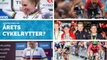 Årets Cykelrytter 2016 hyldes ved Nytårsstævne i Ballerup Super Arena - her er de nominerede