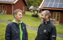 Hållbart samarbete med Lindesbergs golfklubb