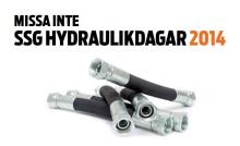 Säkerheten i fokus på SSG Hydraulikdagar 2014