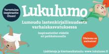 Lumoudu lastenkirjallisuudesta varhaiskasvatuksessa!