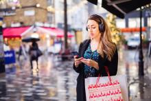 Quand les nuisances sonores du shopping viennent s´ajouter au stress des achats de Noël.
