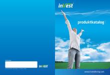 InVest Produktkatalog 2011