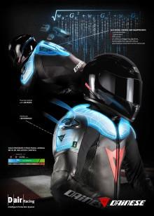 Airbag för motorcyklister äntligen verklighet