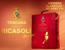 Barone Ricasoli Formulae - modern klassiker får ny kostym!