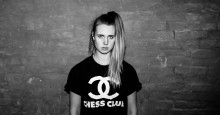 "MØ smider sin nye single ""Waste Of Time"""
