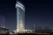 Skanska bygger nya JW Marriott Hotel i Nashville, USA, för cirka 1,3 miljarder kronor