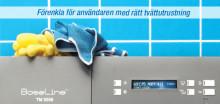 Mopptvättmaskiner som förenklar användaren