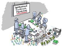 FN:s nya hälsomål i obalans med verkligheten