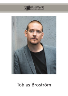 Tobias Broström - Biography in English