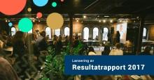 Lansering av Resultatrapport 2017