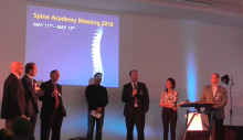 International spinal surgeons impressed by the 3rd Spine Academy Meeting