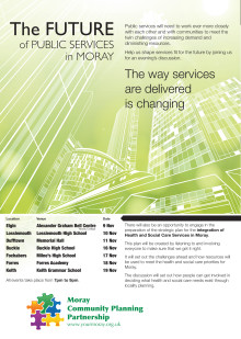 The Future of Public Services in Moray