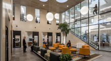 Hållbarhet i fokus när nytt kontorshus öppnar i Umeå