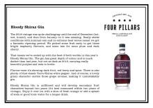 Four Pillars Bloody Shiraz 2018 Tasting Notes