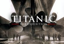 Världsutställningen Titanic The Exhibition till Uppsala och Fyrishov