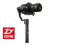 Avancerede kamerabevægelser med ny Zhiyun Crane Plus