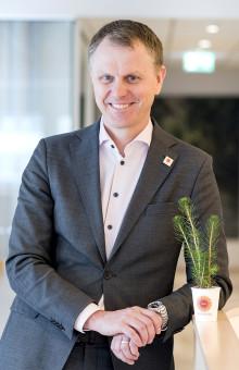 Intervju med Per Lyrvall, Sverigechef på Stora Enso