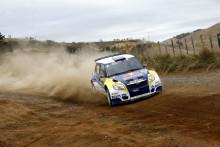 Super 2000 World Rally Championship 2010:  Sandell fyra i Nya Zeeland
