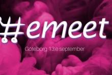 Emeet i Göteborg 13 september
