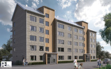 Byggföretag klart för att bygga hyreslägenheter på Bantorget