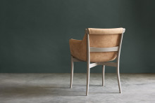 Gärsnäs previews the Viva chair by David Regestam