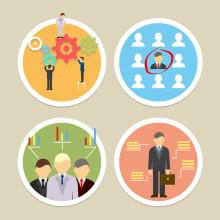 Netigates Medarbetarrapport 2015: Ledarskap, stress, kompetensutveckling