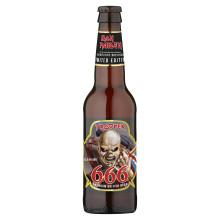 Iron Maiden TROOPER 666 Ale försenad till Sverige