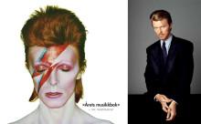 Enestående fotobok om David Bowie