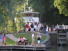 Historisk renovering av Göta kanal påbörjas