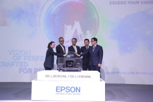 Epson Launches First 12,000 lumen Native 4K 3LCD Laser Projector and New 20,000 lumen Projector