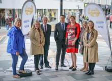 Great British High Street judges visit Mid and East Antrim