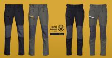 Bergans Rabot 365 Hybrid Pants is proclaimed Winner in the ISPO Awards 2019