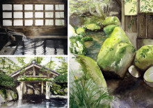 På resa till Japan med Wernstedtska resestipendiet