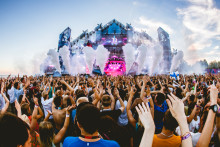Weekend Festival ökar tryggheten för festivalbesökarna tillsammans med Nattskiftet