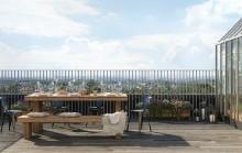 Hälften sålda i Slättös projekt Futura i Lund