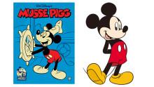 Ikonen Musse Pigg fyller 90 år den 18 november
