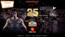 3 frågor till nya online casinot Maxiplay