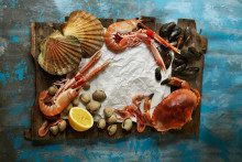 Sjømatpartner for kåringen av verdens 50 beste restauranter