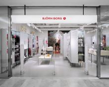 Björn Borg-butikerna kör digitala kvitton