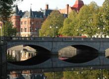 Antalet anmälda brott minskar i Örebro