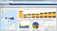 Gjenopprettingsarbeidet etter tyfonen på Filippinene får hjelp av SAS® Visual Analytics