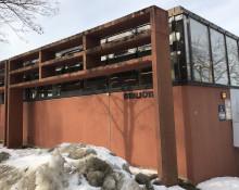 Renoverer arkitektonisk bibliotekperle på Bøler