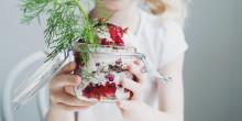 Ruista, puolukkaa ja jäätelöä – uusi kansallisruokamme taipuu myös jälkiruokaan