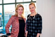 Anette Abel och Susanna Liljestam-Heigard till Ateles styrelse