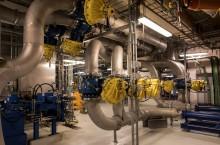 Ventiler og aktuatorer til styring af proces-slam på renseanlæg Lynetten