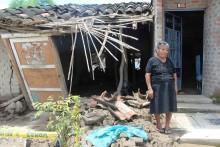 Peru floods - an update: Hundreds of families return home after flood clean up