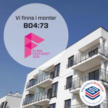 Thermotech på Elmia Fastighet - Monter B04:73